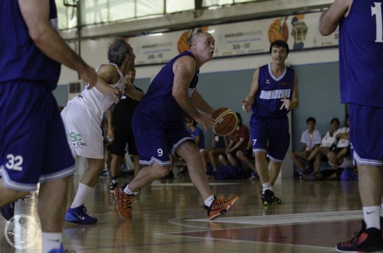 Mondiali Maxibasketball FIMBA, la competizione entra nel vivo con le gare ad eliminazione diretta