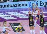Volley serie A1F/ anticipo di lusso a Firenze: Savino Del Bene vs Pomì Casalmaggiore