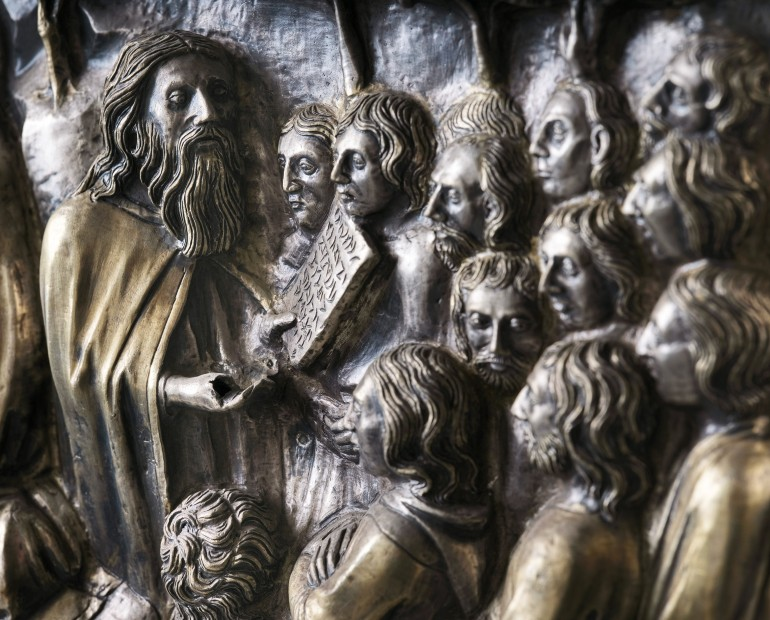 L'Altare argenteo di San Iacopo, ponte ideale tra Pistoia e Compostela