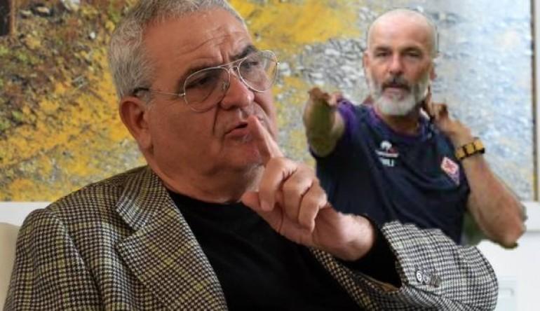 """Corvino:""""Non ho capito le scelte dell'arbitro"""". Però è l'unico che ha capito le scelte di Pioli"""