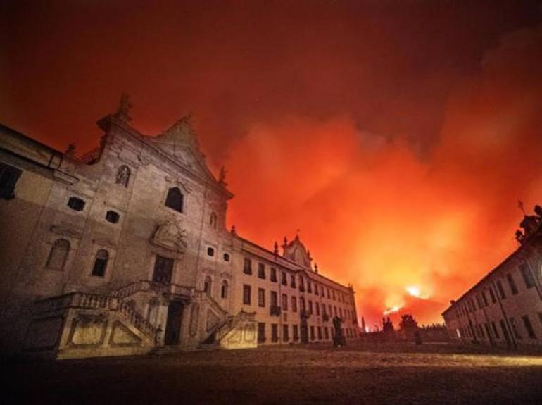L'uomo sospettato di essere il piromane degli incendi sul Monte Serra non risponde al Gip