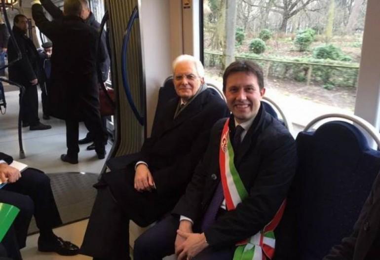 Mattarella a Firenze, Nardella offusca l'importanza dei 600 anni dell'Istituto Innocenti per lanciare la Tramvia